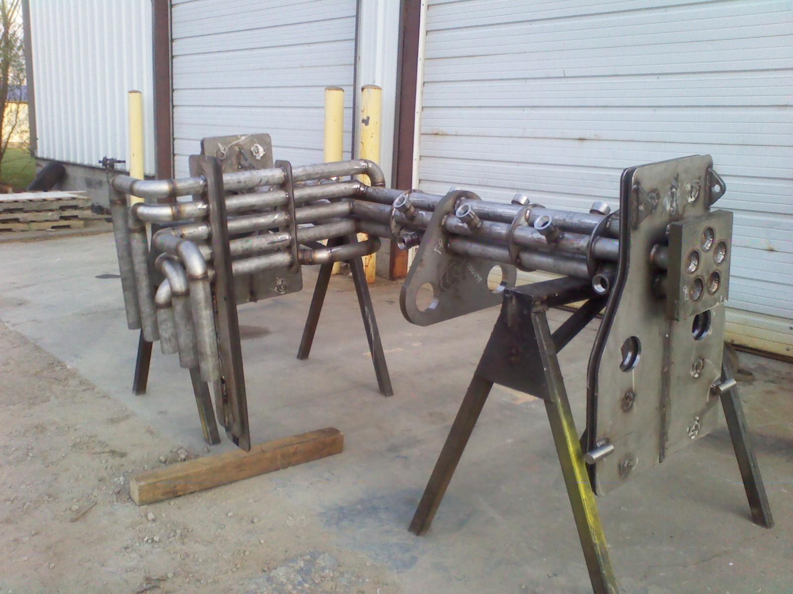 Welding and Steel Fabrication - Amp-Tech Welding